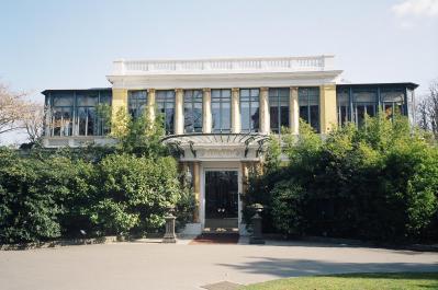 Le pavillon ledoyen